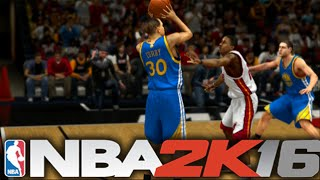Clip of NBA 2K16