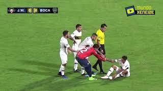 Wilstermann - Boca / Copa Libertadores 2019