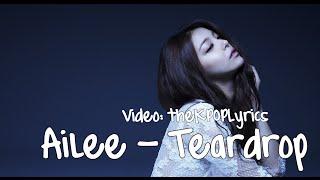 Ailee -  Teardrop
