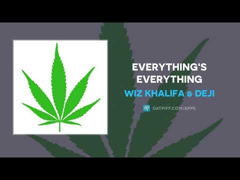 Wiz Khalifa - Everything ft. Deji (AUDIO)