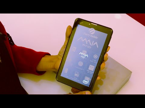 Cherry Mobile MAIA Pad / Tab Hands-On