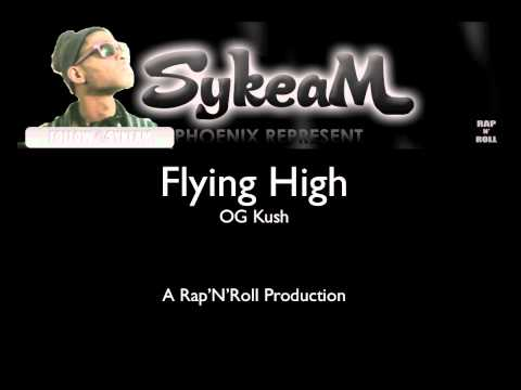 "SYKEAM- ""FlyingHIgh"" Produced by Sykeam [LEAKED] RARE EXCLUSIVE"