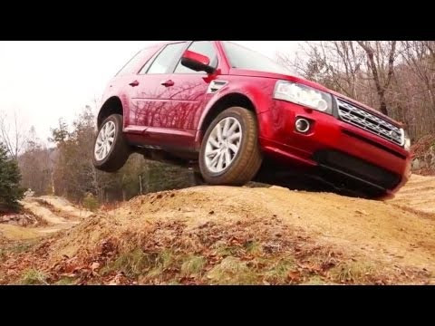 2013 Land Rover Freelander 2 - OFFROAD