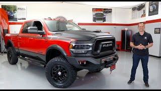 Is This 2019 Ram 2500 Power Wagon The ULTIMATE Custom Truck?