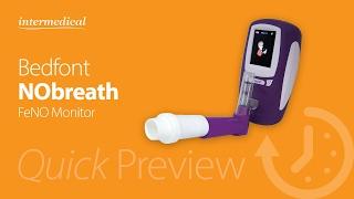Bedfont NOBreath - FeNO monitoring in Primary Care