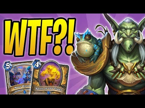 7 NEW INTERACTIONS from RASTAKHAN'S RUMBLE!   Zentimo   Gonk, The Raptor   Hearthstone