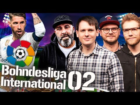 Der Saisonstart in La Liga & der Premier League | Bohndesliga International #02