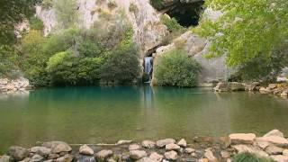 preview picture of video 'Cueva del Gato y cueva del Hundidero, Benaoján, Málaga'