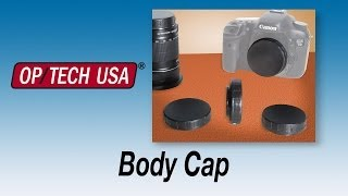 Body Cap - Product Peek - OP/TECH USA