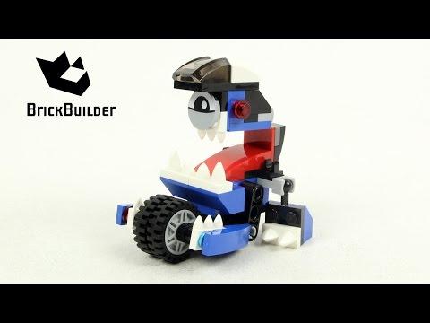 Vidéo LEGO Mixels 41556 : Tiketz