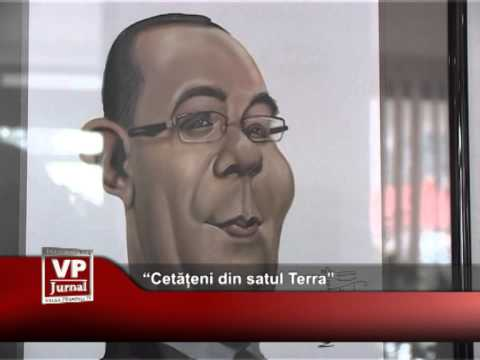 """""""Cetățeni din satul Terra"""""""
