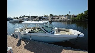 2020 Boston Whaler 320 Vantage Boat For Sale at MarineMax Fort Myers