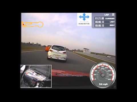 Snetterton 2016 – Race 1 – Stacey Dennis