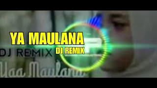 Gambar cover YA MAULANA - SABYAN | DJ REMIX