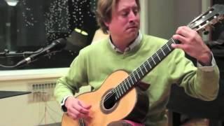 """Jason Vieaux: Antonio Carlos Jobim's """"A Felicidade"""""""