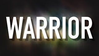 Warrior - [Lyric Video] Hannah Kerr