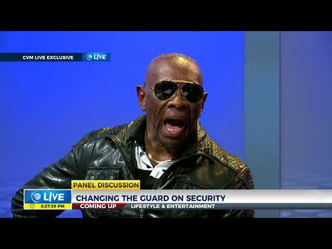 CVM Live Panel Discussion - Changing The Guard On Security (Reneto Adams)