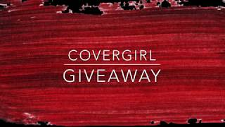 Covergirl Giveaway!