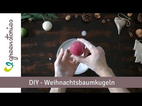 Vorschau: Filzball-Bastelpackung zum Nassfilzen