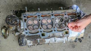 Уйня мотор 5: Восстание Весты или о надежности двигателя ваз.