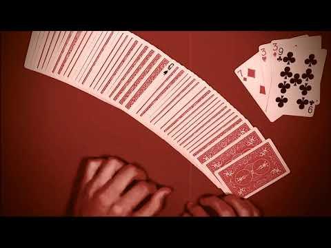 Top simple cards tricks