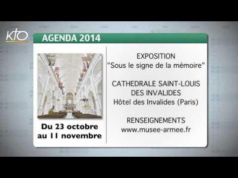 Agenda du 17 octobre 2014
