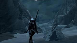 Skyrim Special Edition Битва с Карстаагом (Вызов Карстаага) Полное поражение