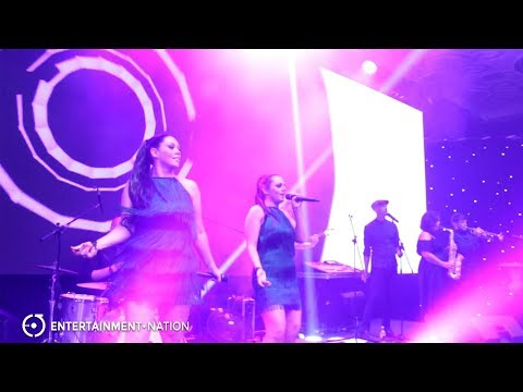 Inka - Celtic Manor Live Performance