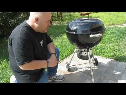 Backyard Barbecue Basics: The Kettle Grill