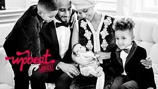 Alicia Keys Posts Baby Pics