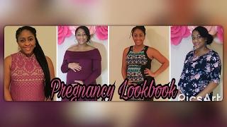 Pregnancy Lookbook 2017 | Maternity Fashion - Sharrons Take