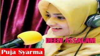 Deen Assalam | Lirik Puja Syarma,, Merdu Bangat