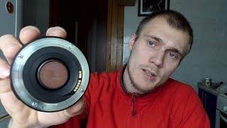 Canon 50mm f/1.8 STM - НАХРЕНА НУЖЕН ОБЪЕКТИВ??