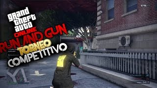 GTA 5 TORNEO COMPETITIVO RNG SUPER MONTAGE 80 kills MEJORES MOMENTOS (Run And Gun) RNGK