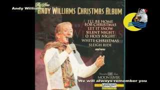 Andy williams   Christmas   album   Christmas With Andy Williams LIVE