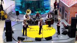 Moscow Trad Jazz Band in Aviapark