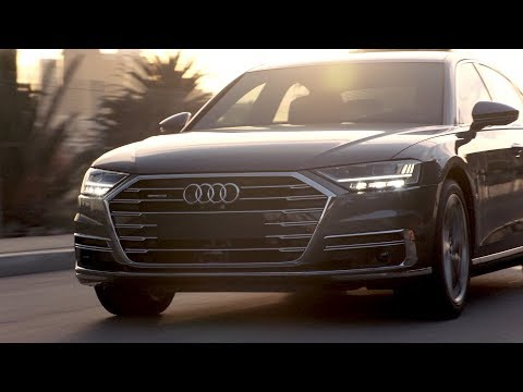 Audi A8 Седан класса F - рекламное видео 2
