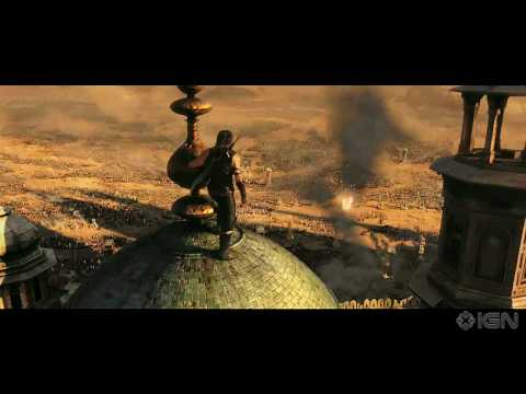 Prince of Persia: The Forgotten Sands Uplay Key GLOBAL - video trailer