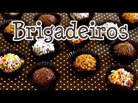 Brigadeiros (Brazilian Chocolate Fudge Truffles) ブリガデイロ (ブラジル定番スイーツ) – OCHIKERON – CREATE EAT HAPPY