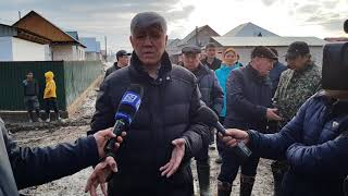 Комментарии акима Алматинской области