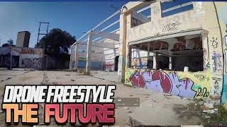 The future ◄ Drone Freestyle FPV ►