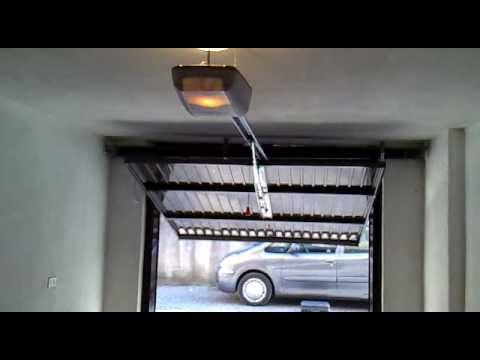 Faidateautomatismi Automazione a traino per porte basculanti