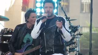 Pressure Off - Duran Duran on Today Show 9/17/15