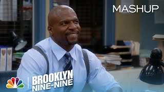 Brooklyn Nine-Nine - Terry's One-Liners: Season 1 (Mashup)