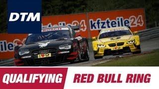 DTM - Spielberg2013 Qualifying Full Session