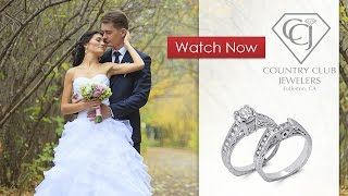 Wedding Jewelry Sets Fullerton - Country Club Jewelers