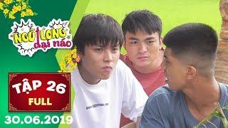 """Ngũ Long Đại Náo   Tập 26 full: Lương Huy """"ghen lồng lộn"""" quyết tâm """"chia rẽ"""" Lan Hương với Khánh Vũ"""