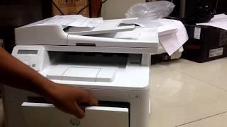 False Paper Jam Hp