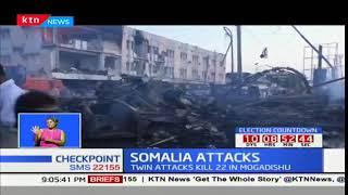 Somalia Attacks: Twin bomb attacks in Somalia
