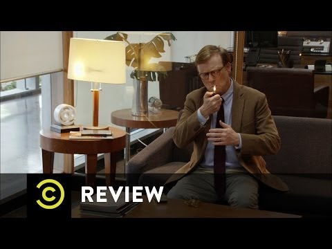 Review from Comedy Central is the best show that apparently nobody watched -Addiction